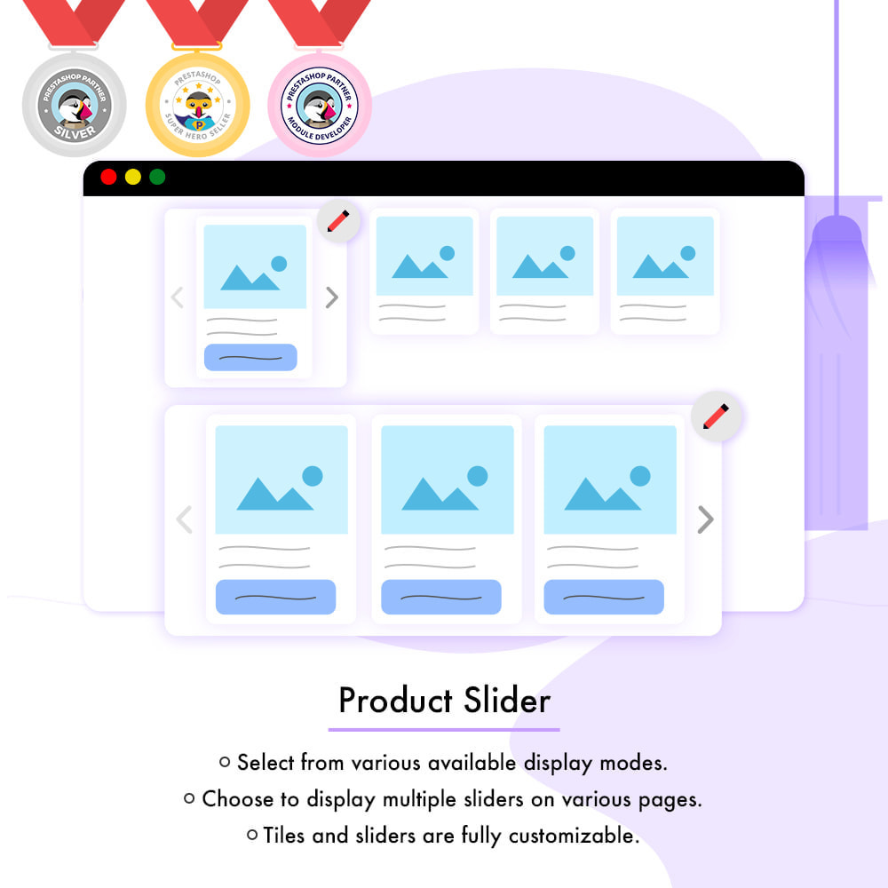 module - Sliders & Galleries - Product Slider | Responsive Related Product Carousel - 2