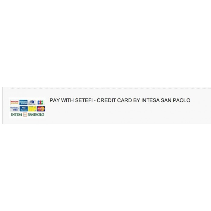 module - Payment by Card or Wallet - Payment with Credit Card by setefi Intesa San Paolo - 1