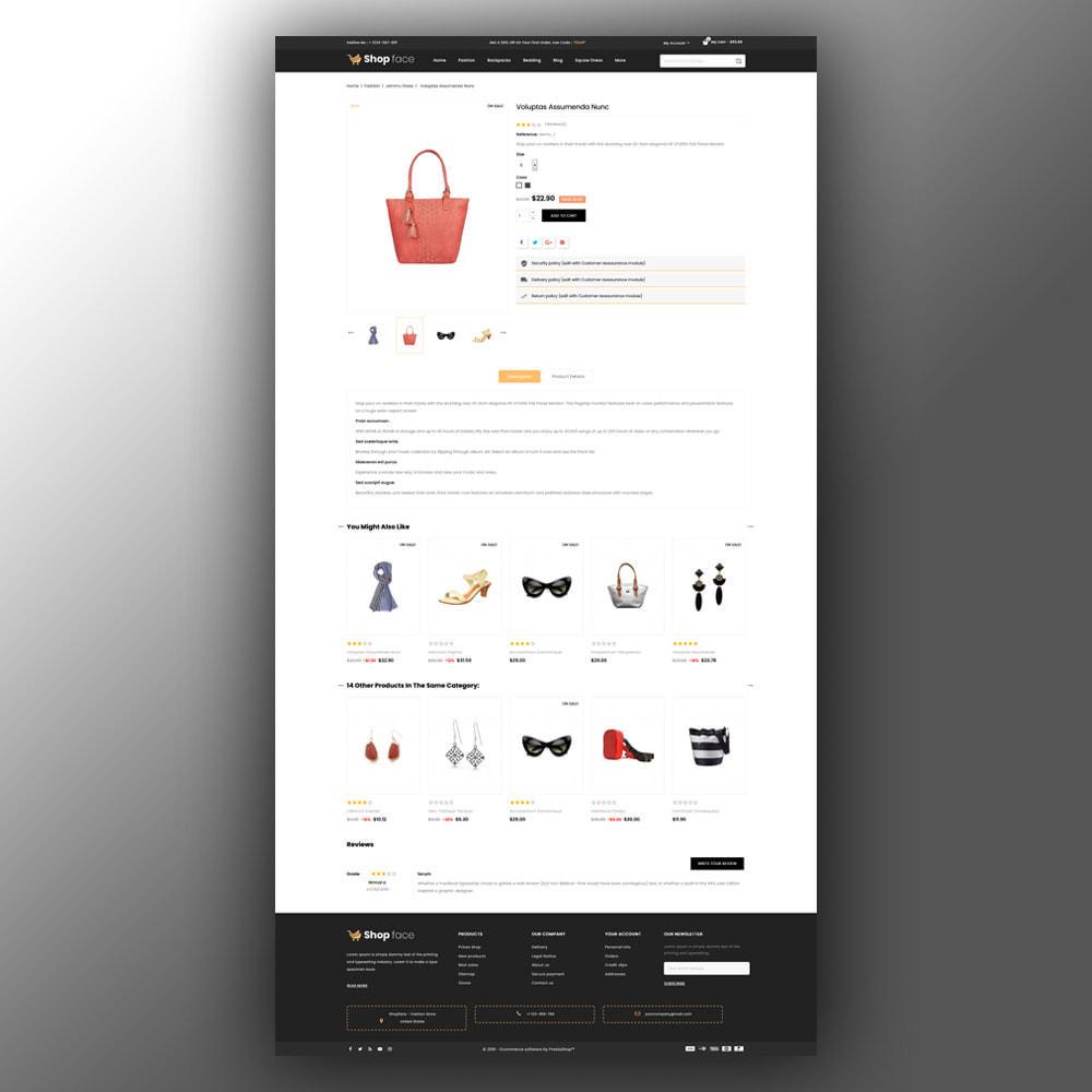 theme - Moda & Obuwie - Shopface - Fashion Store - 6