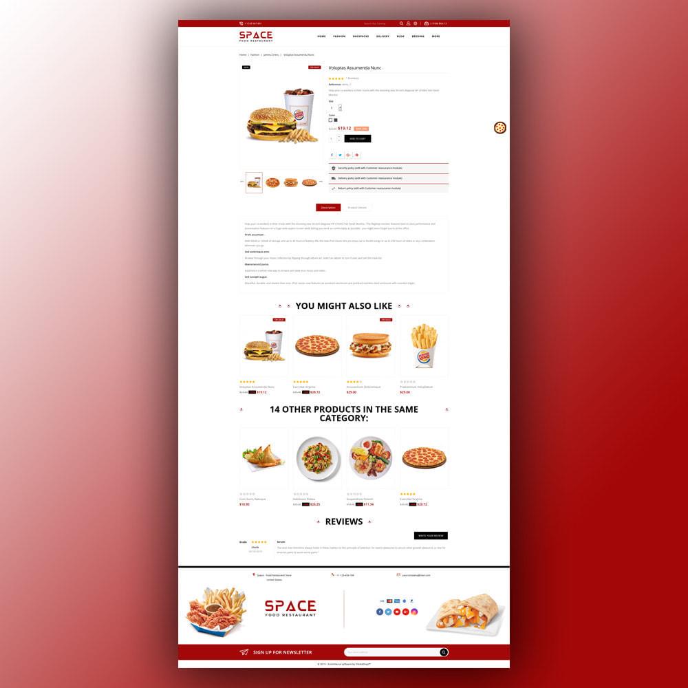 theme - Eten & Restaurant - Space - Food Restaurant - 6