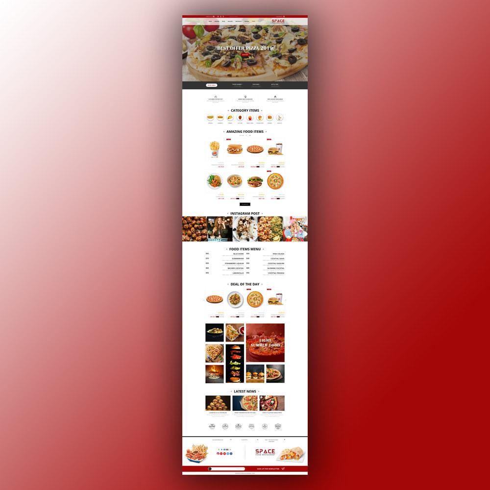theme - Eten & Restaurant - Space - Food Restaurant - 8