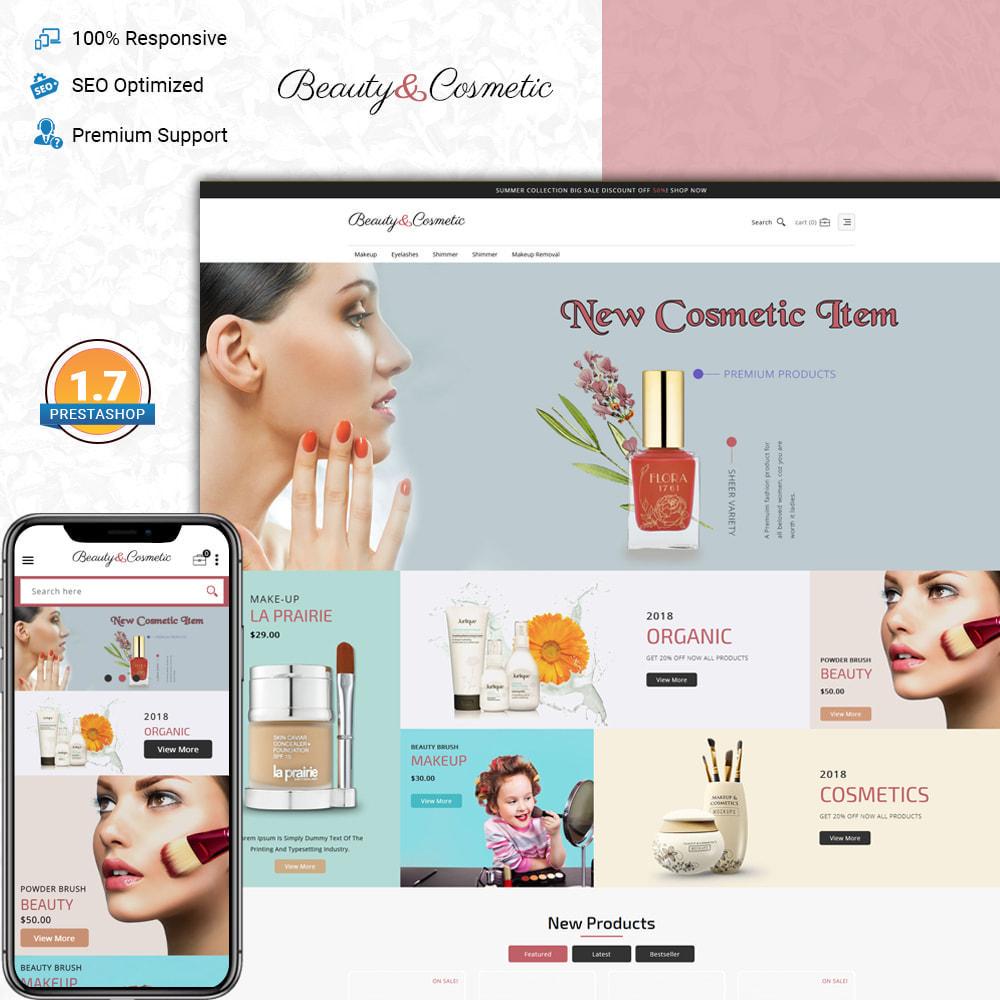 theme - Health & Beauty - Buety adn Cosmetics shop - 1