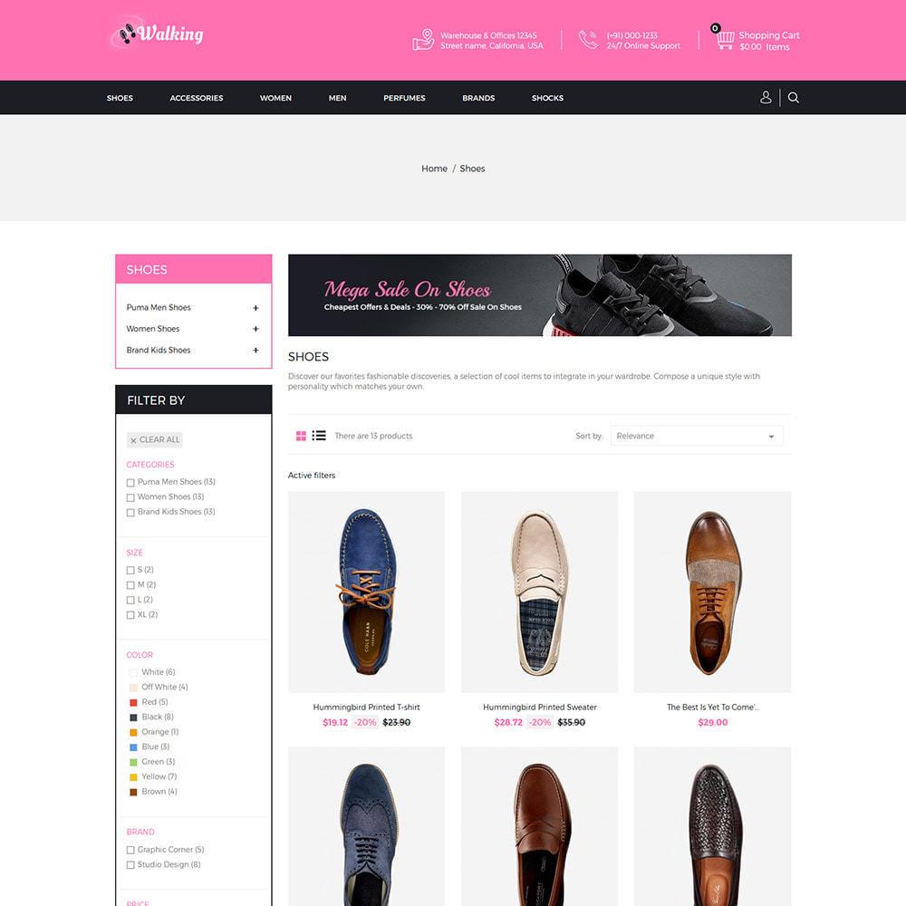 theme - Moda & Calçados - Shoes Slipper - Loja de Calçados de Moda - 4