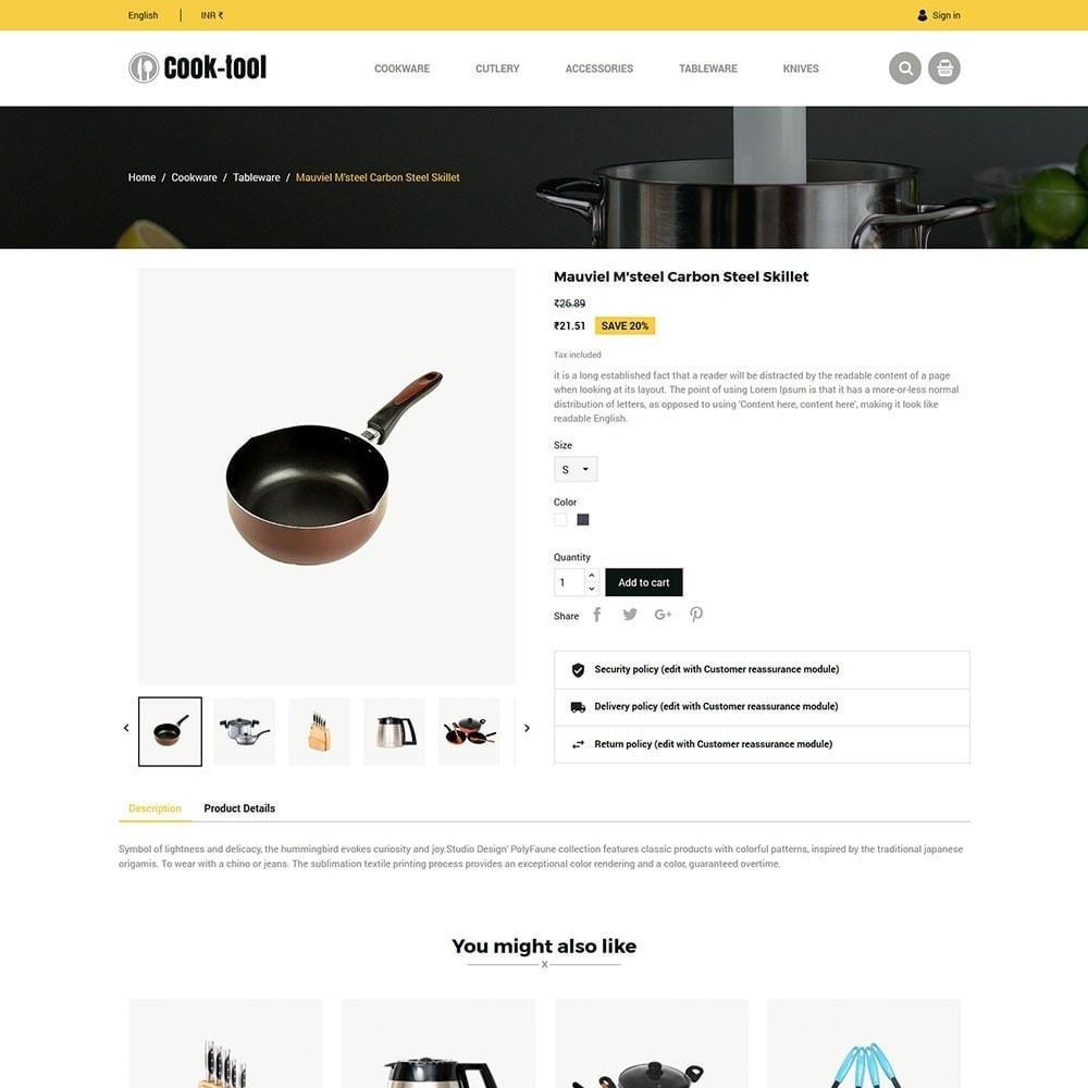 theme - Hogar y Jardín - Outil de cuisine - Magasin de cuisine Art Décor... - 6