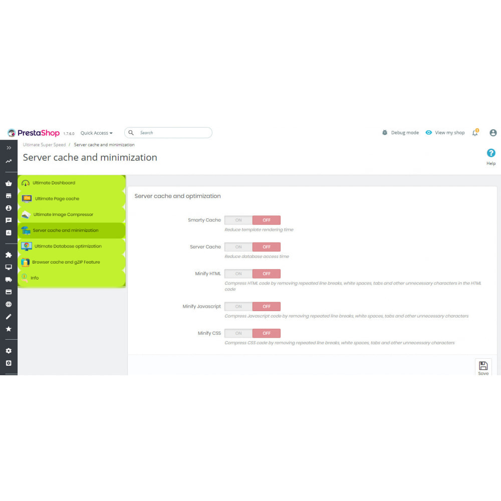 module - Website Performance - Ultimate Super Speed - GTmetrix - 3
