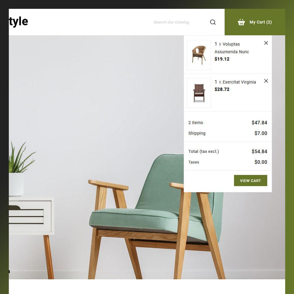 theme - Casa & Giardino - Furistyle - Furniture Store - 3
