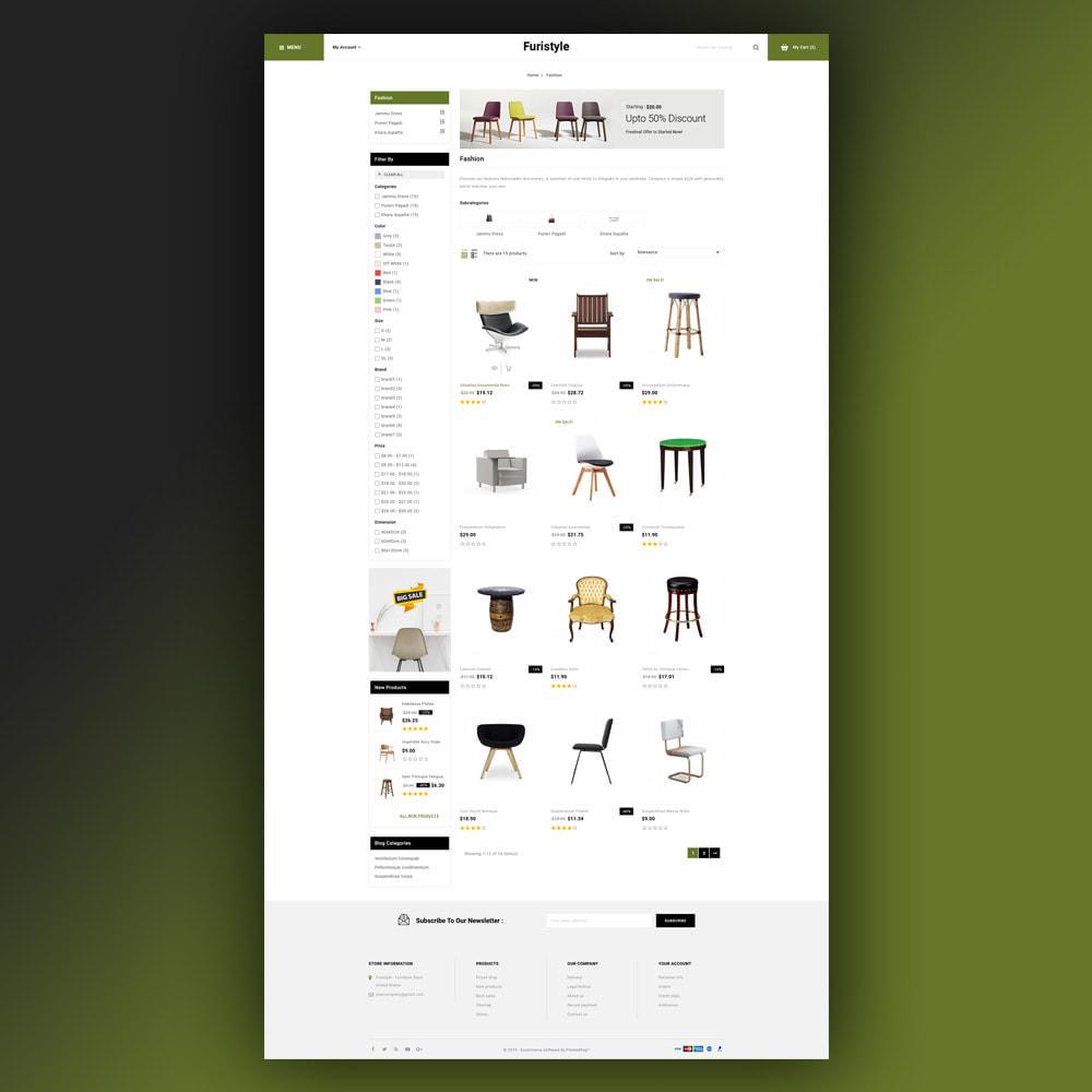 theme - Casa & Giardino - Furistyle - Furniture Store - 4