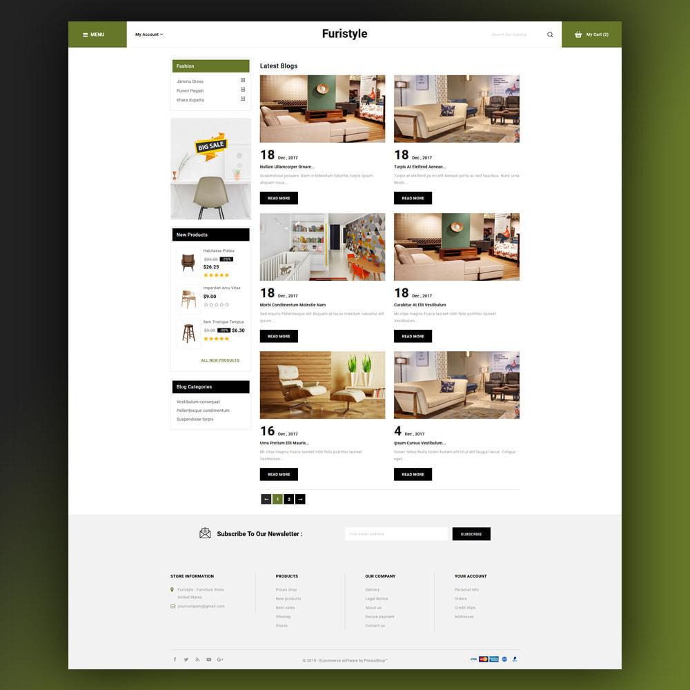 theme - Casa & Giardino - Furistyle - Furniture Store - 7