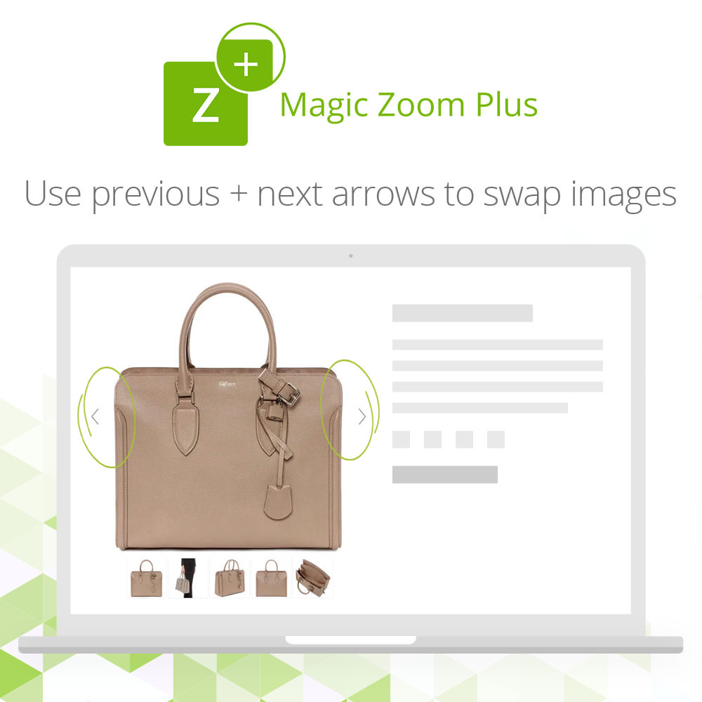 module - Produktvisualisierung - Magic Zoom Plus - 7