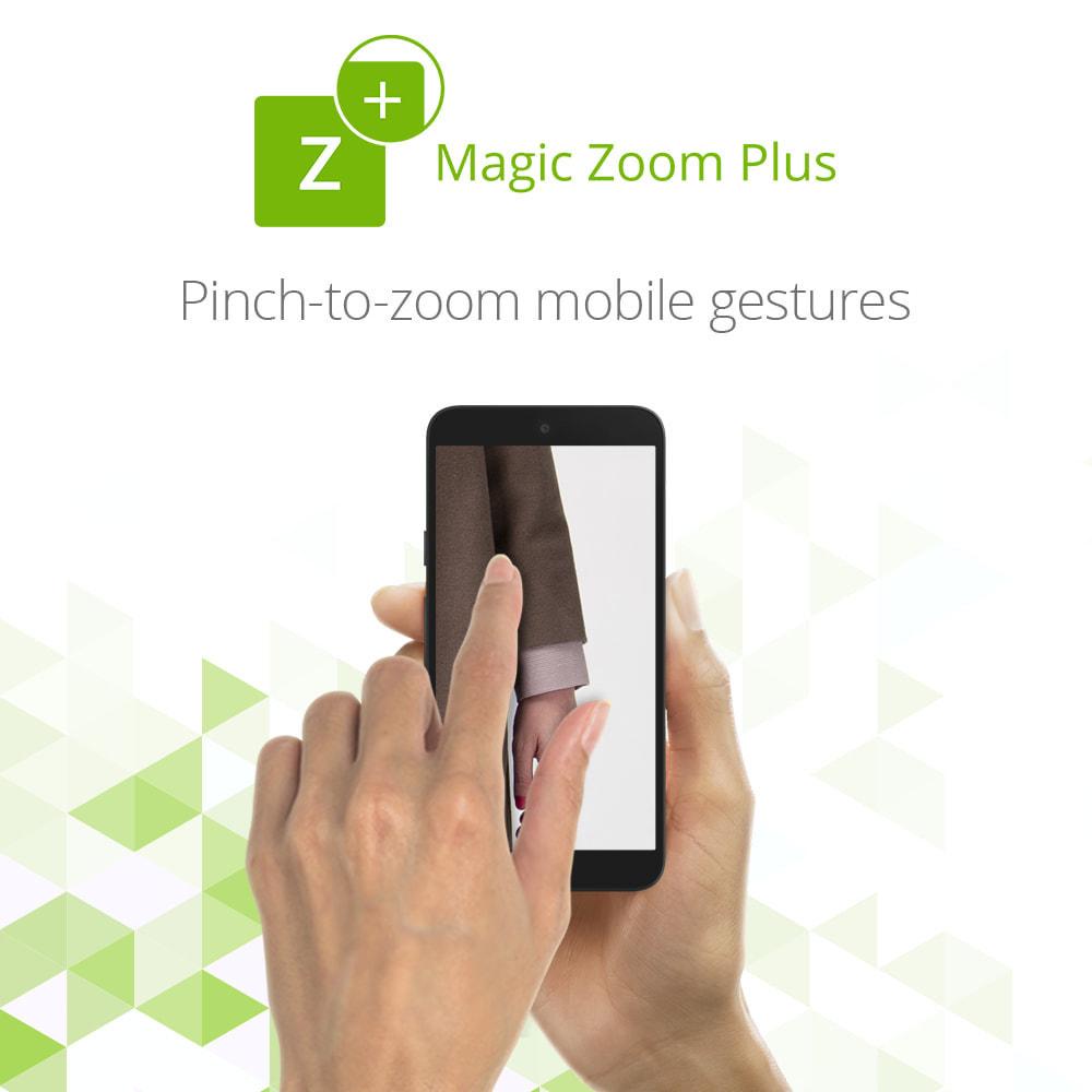 module - Visualizzazione Prodotti - Magic Zoom Plus - 3