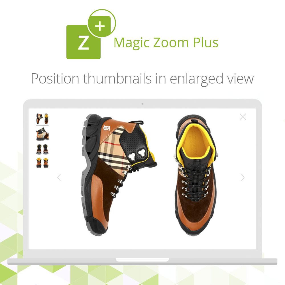 module - Visualizzazione Prodotti - Magic Zoom Plus - 8