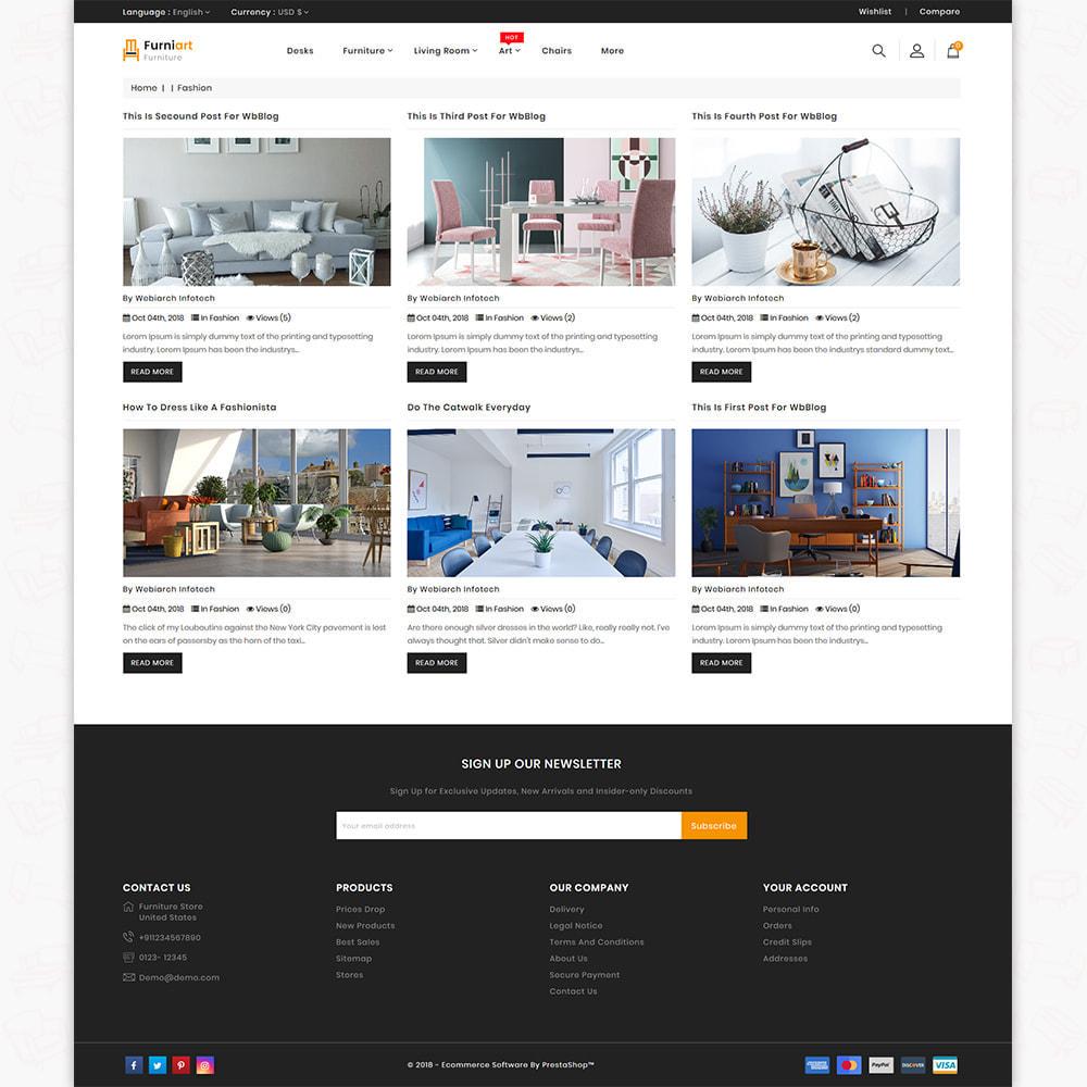 theme - Maison & Jardin - Furniart - The Best Furniture Store - 8