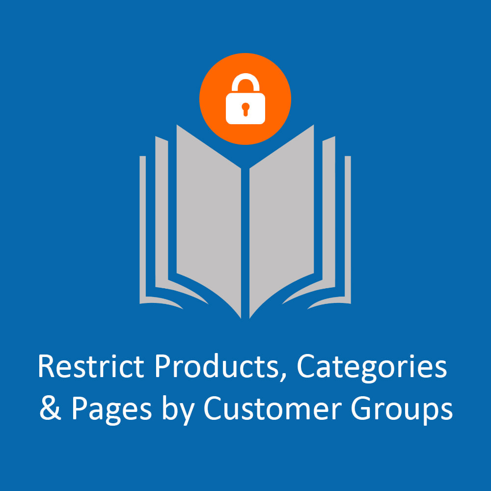 module - Customer Administration - Hide Products & Category By Customer Groups - 1