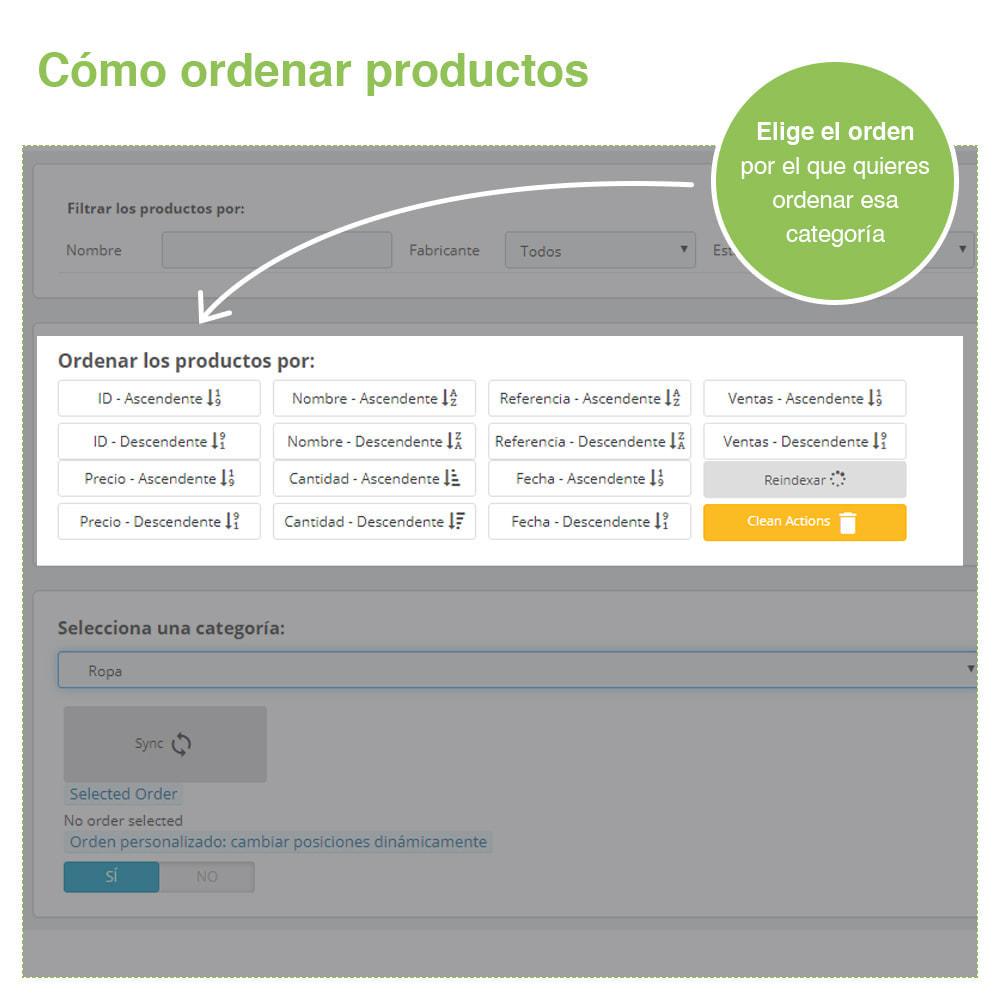 module - Edición Rápida y Masiva - Ordenar Productos por Categoría - Orden Visualización - 4
