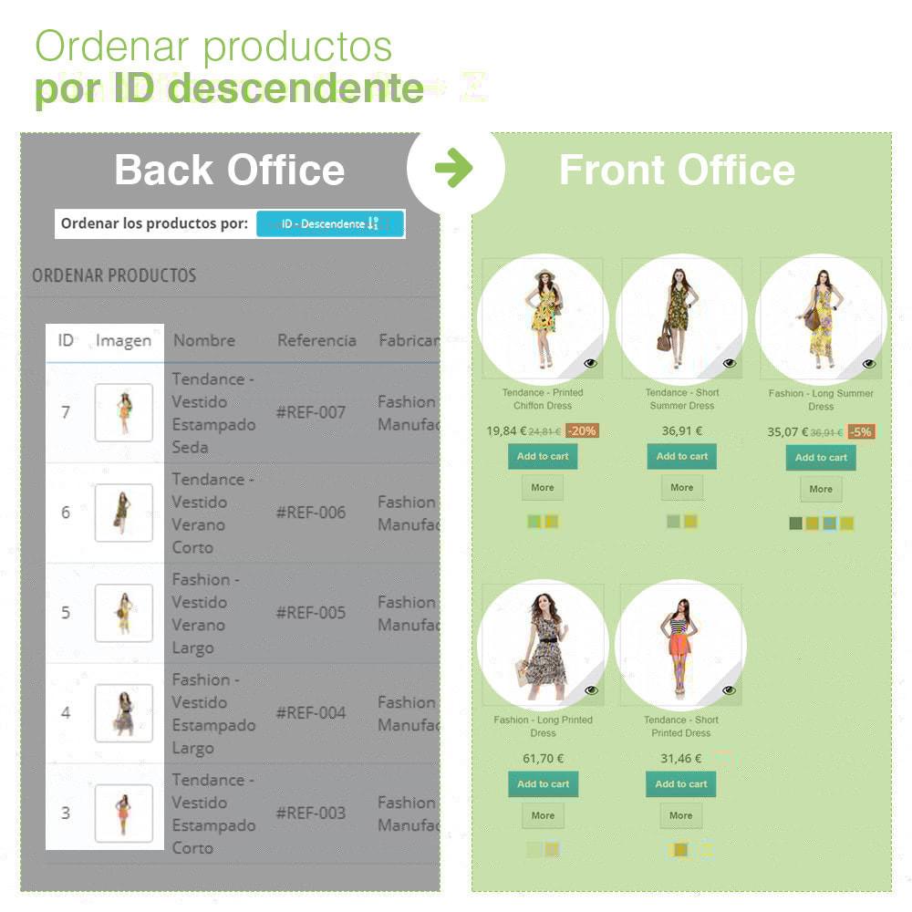 module - Edición Rápida y Masiva - Ordenar Productos por Categoría - Orden Visualización - 10
