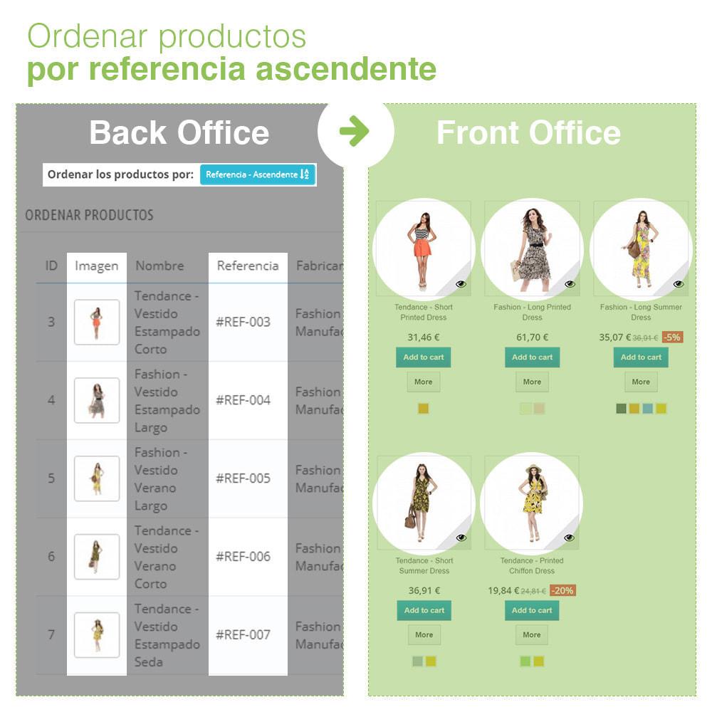 module - Edición Rápida y Masiva - Ordenar Productos por Categoría - Orden Visualización - 13