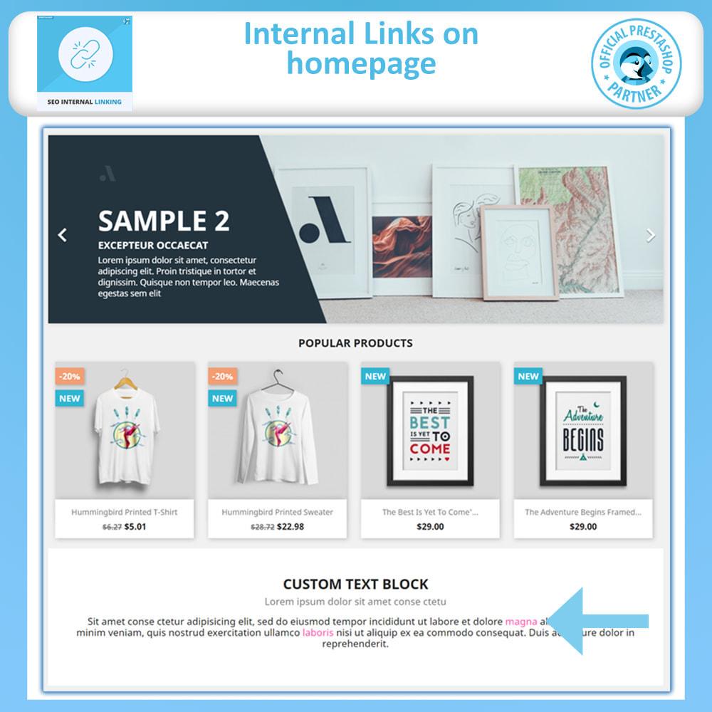 module - SEO - SEO Internal Linking - 2