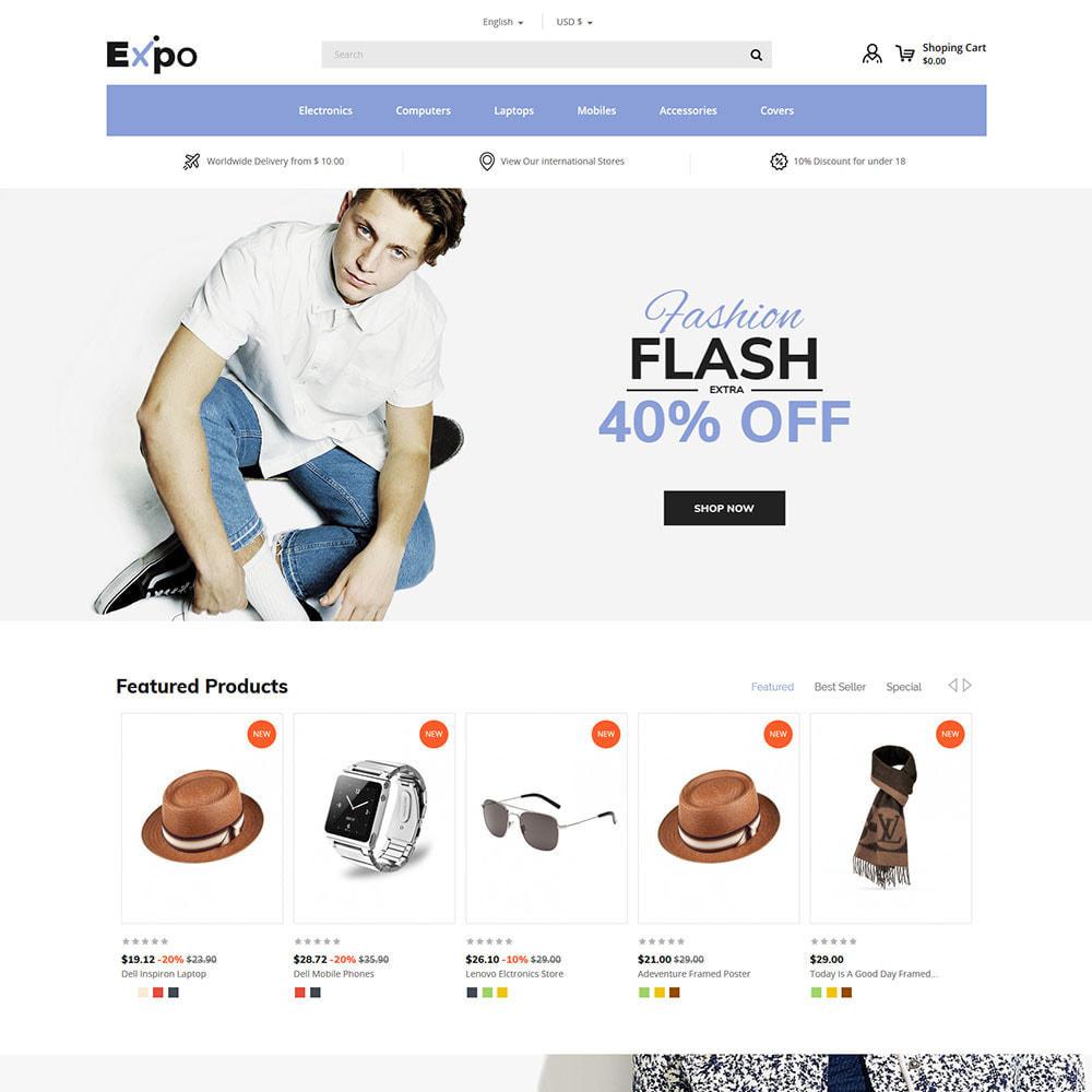 theme - Moda y Calzado - Ropa de moda - Tienda de ropa para mujeres - 3