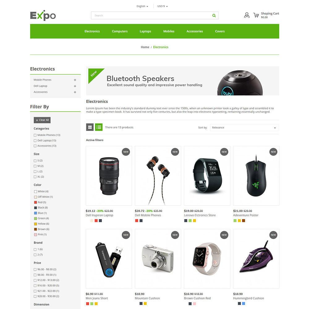 theme - Electronique & High Tech - Mobile - Magasin numérique pour téléphones intelligents - 4