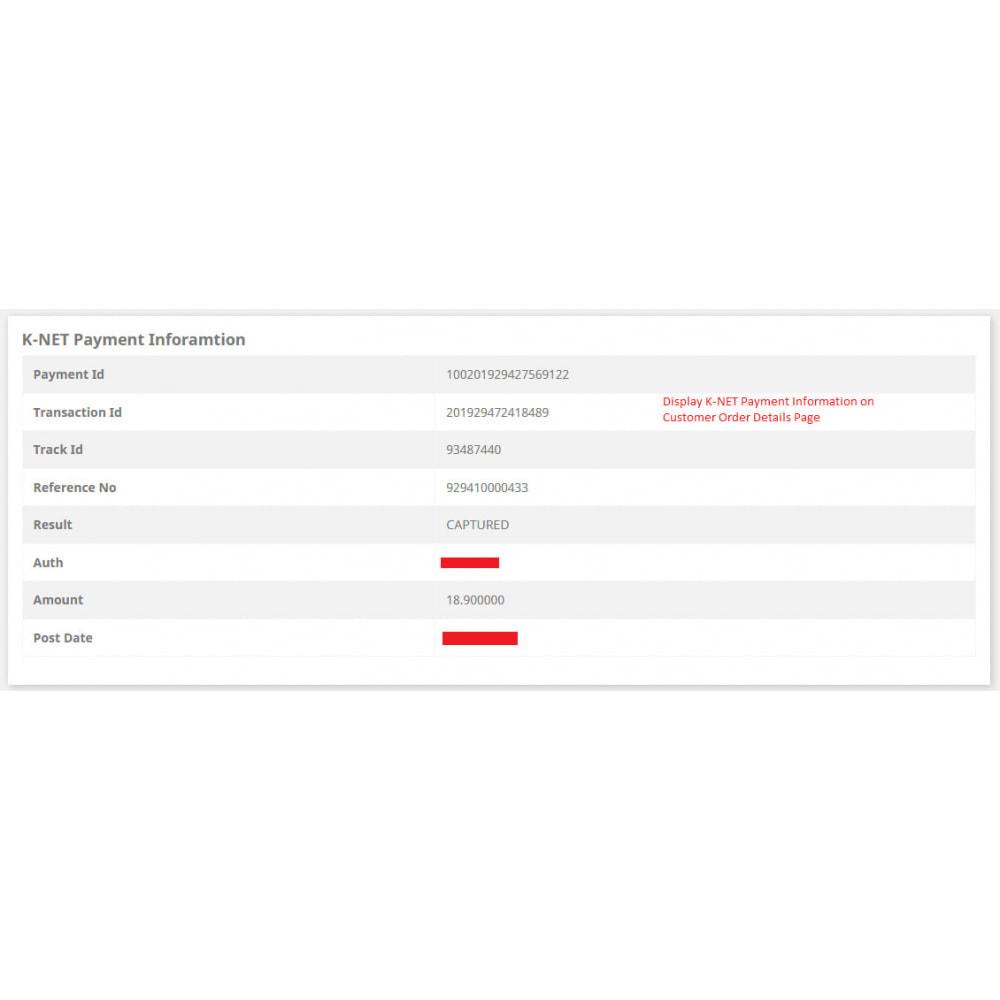 module - Betaling per Factuur - K-Net Payment - Kuwait's Leading Online Service - 5