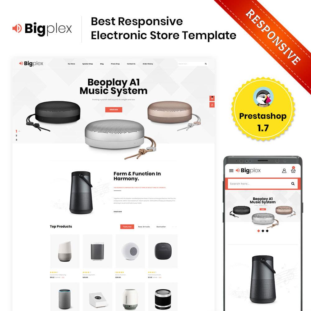theme - Elettronica & High Tech - Bigplex negozio di elettronica - 2