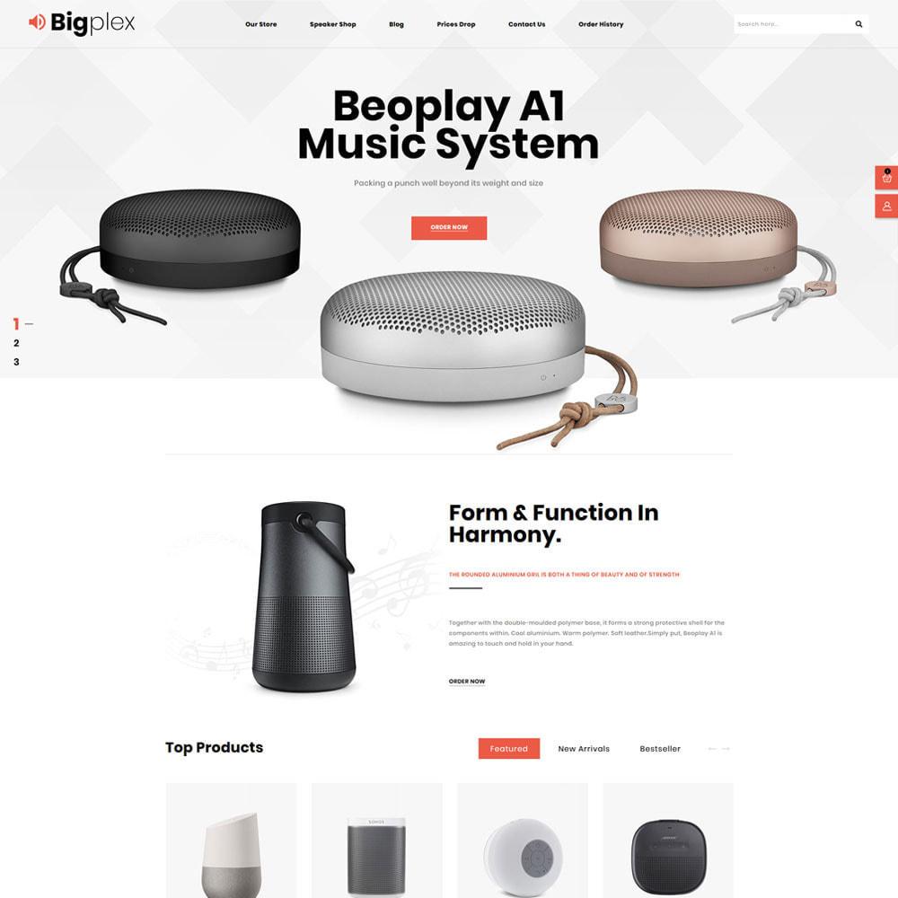 theme - Electronique & High Tech - Bigplex magasin d'électronique - 4