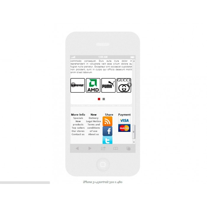 module - Marche & Produttori - Slider of Responsive Brands / Suppliers - 4