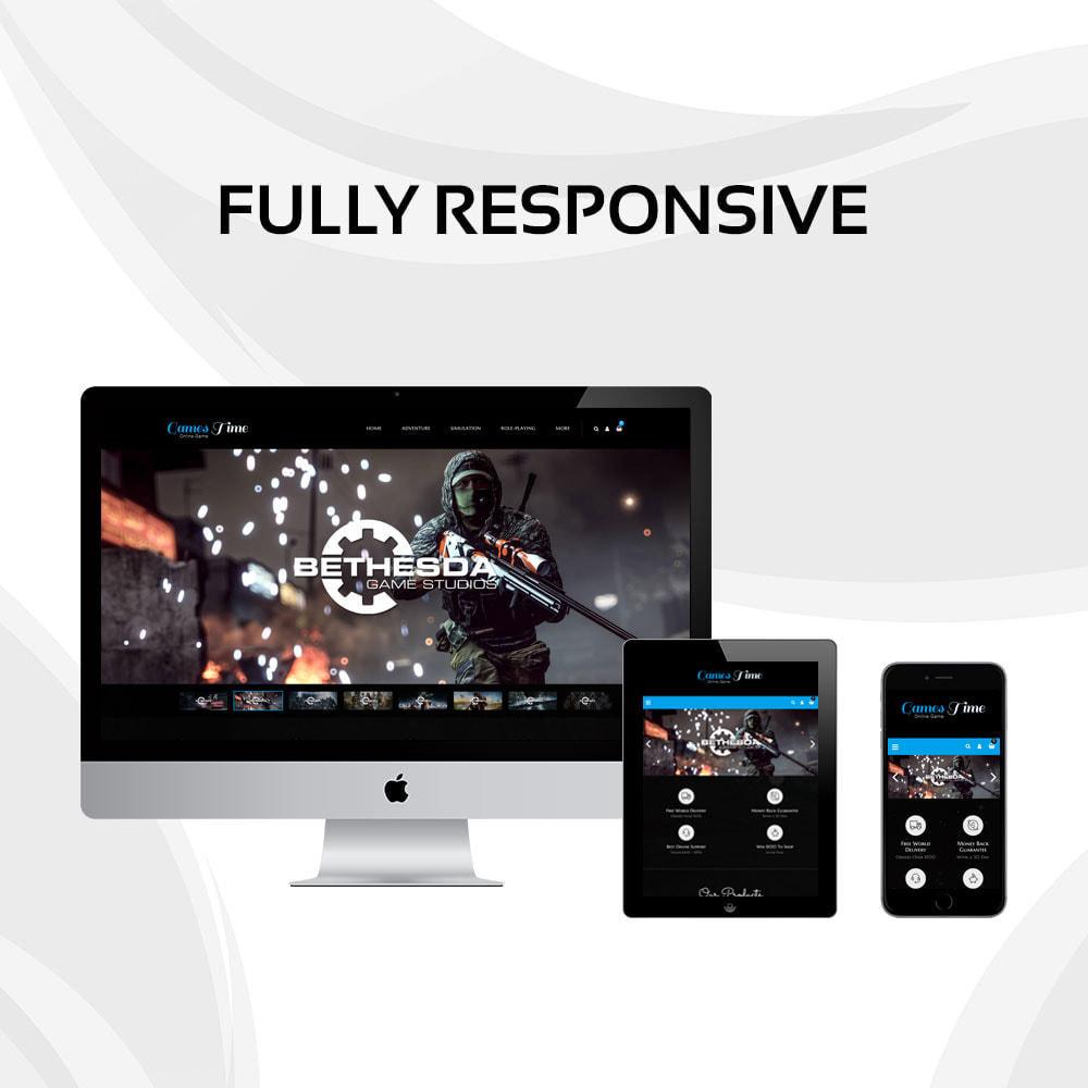 theme - Desporto, Actividades & Viagens - Gamestime Game Store - 2