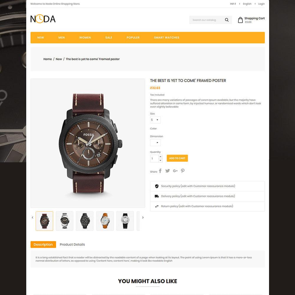 theme - Fashion & Shoes - Noda Fashion - watch Clothes Designer Store - 4