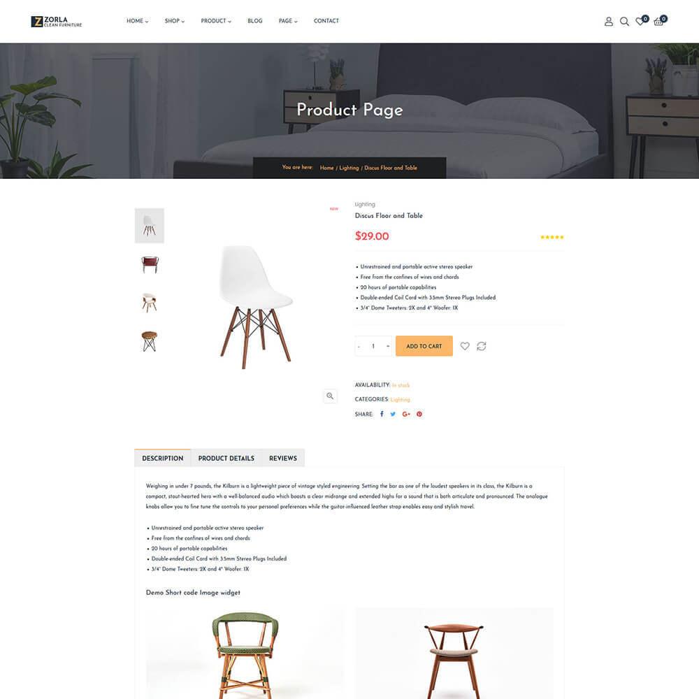 theme - Home & Garden - Zorla - Furniture & Home Decor - 2