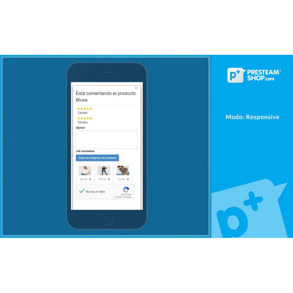 module - Comentarios de clientes - iFeedback - Valoraciónes avanzadas - 16