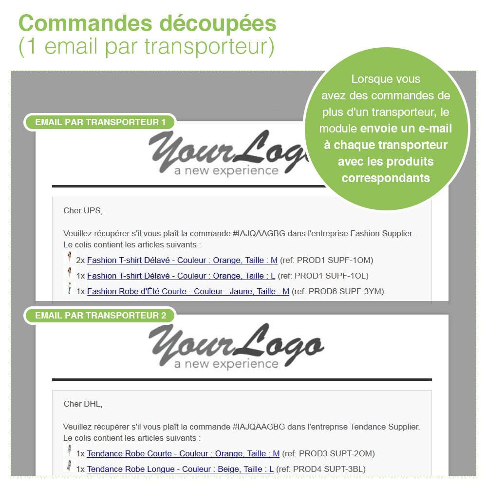 module - Dropshipping - Dropshipping - Emails Fournisseurs et Transporteurs - 10
