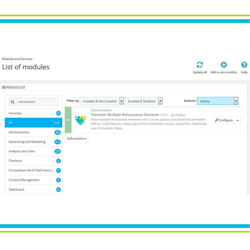 module - Personalización de la página - Añade Múltiples Elementos Confianza Animados - Lottie - 3