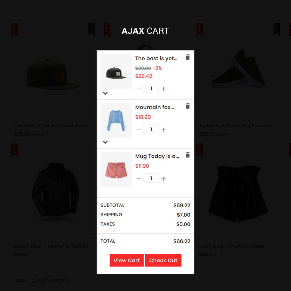 theme - Мода и обувь - Glamora - The Best Fashion Store - 4