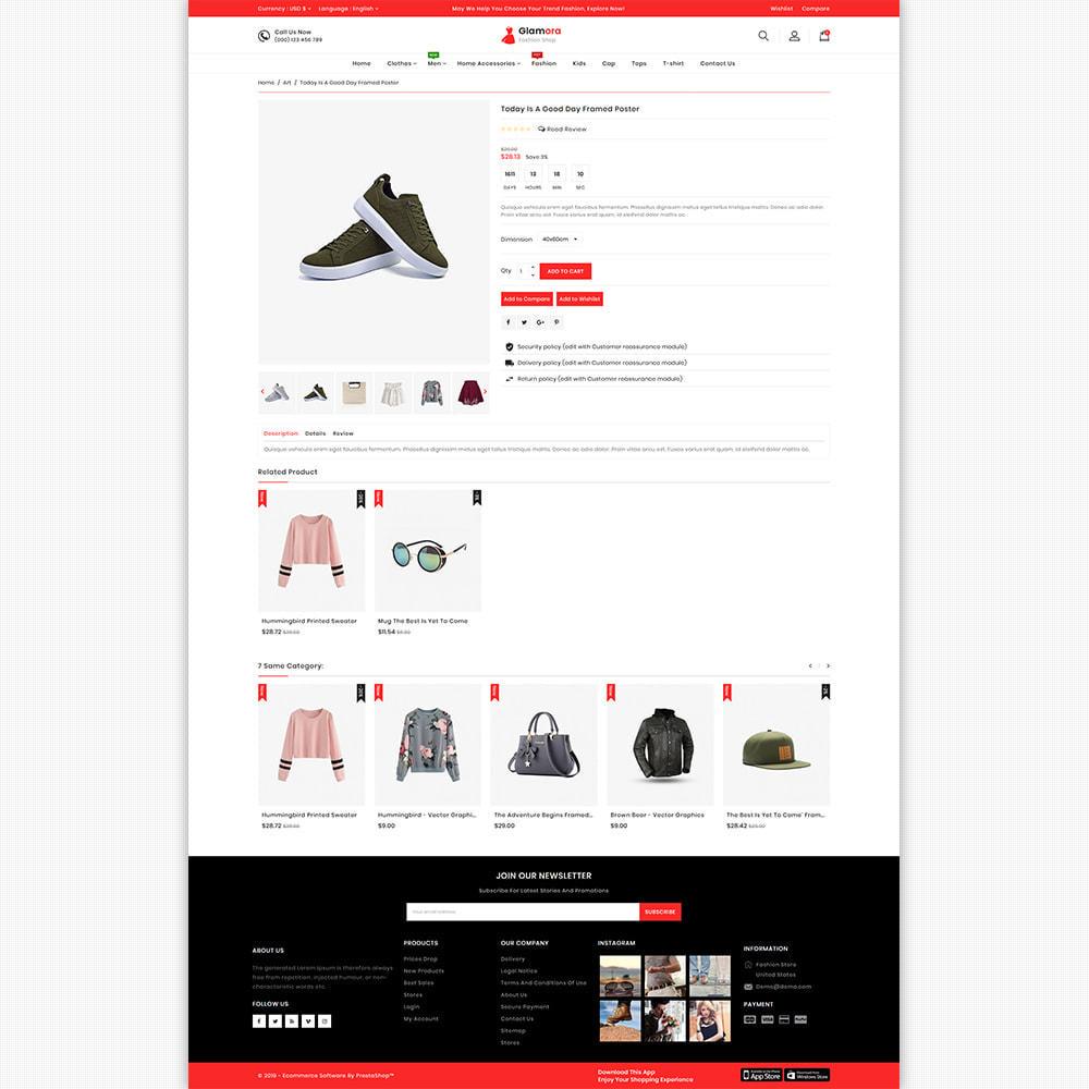 theme - Мода и обувь - Glamora - The Best Fashion Store - 8