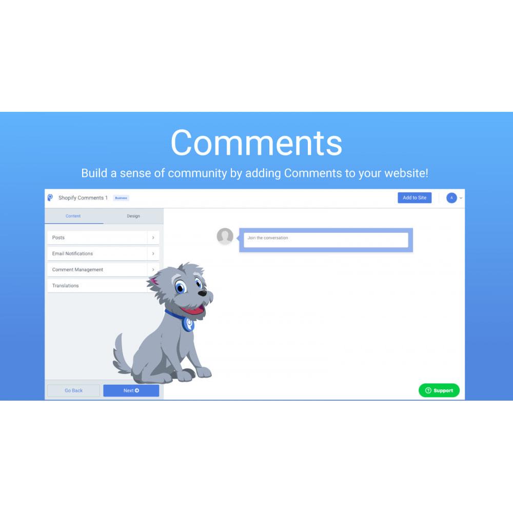 module - Publicidade e Marketing - POWr Comments - 1
