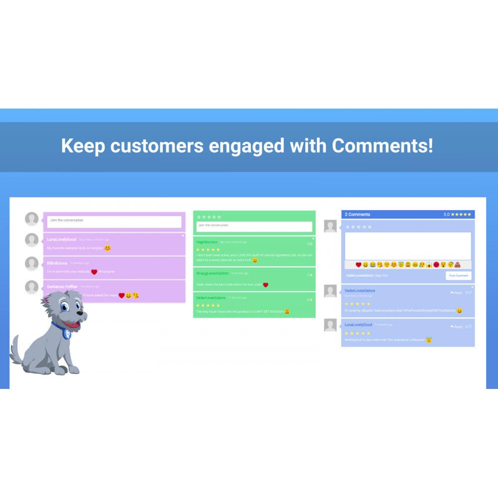 module - Publicidade e Marketing - POWr Comments - 3