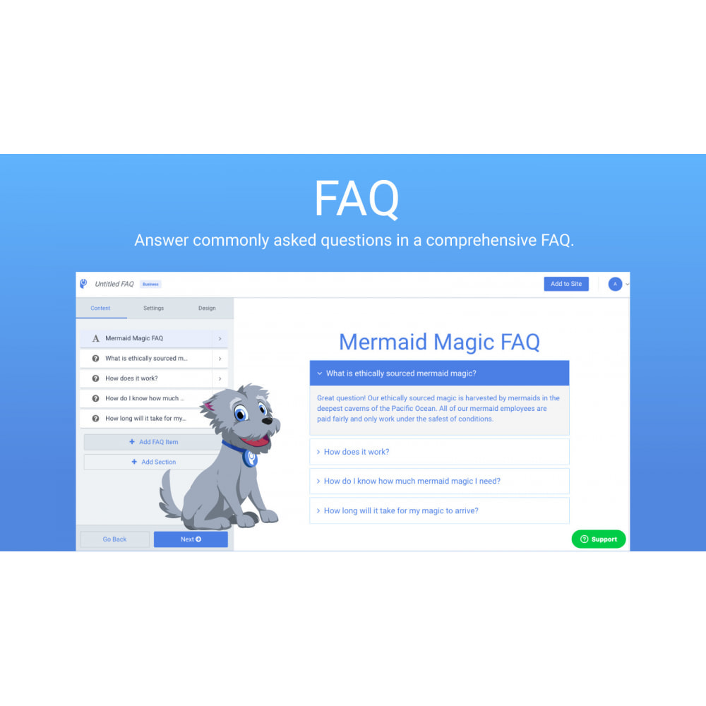 module - FAQ (Frequently Asked Questions) - POWr FAQ - 1