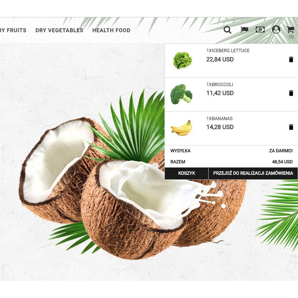 theme - Żywność & Restauracje - Natural Organic - 7