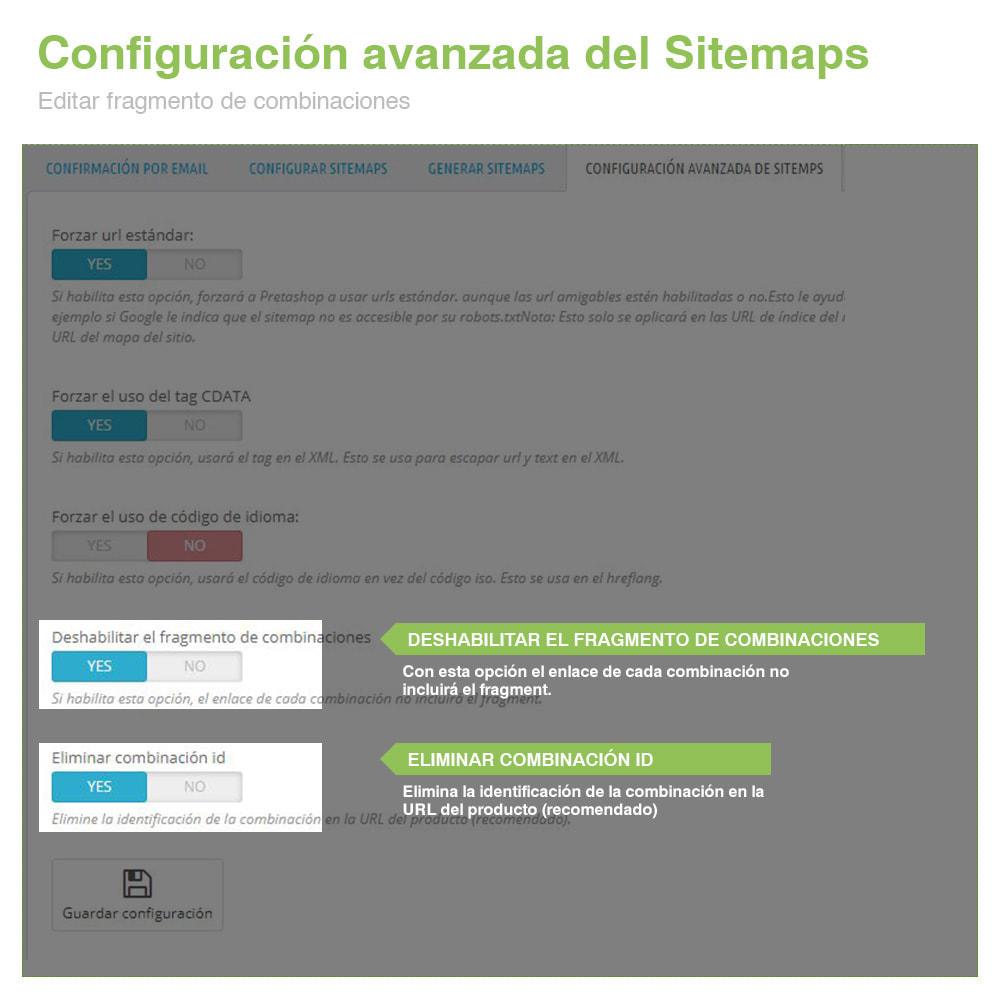 module - SEO (Posicionamiento en buscadores) - Sitemaps Pro Multi-Idiomas y Multi-Tiendas - SEO - 12