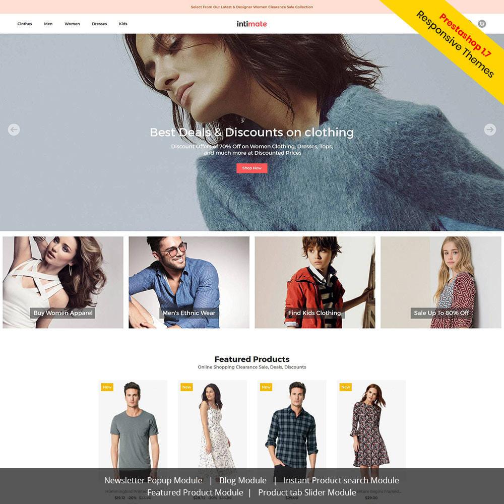 theme - Mode & Schoenen - Intieme stoffen tas - Fashion Accessories Store - 2