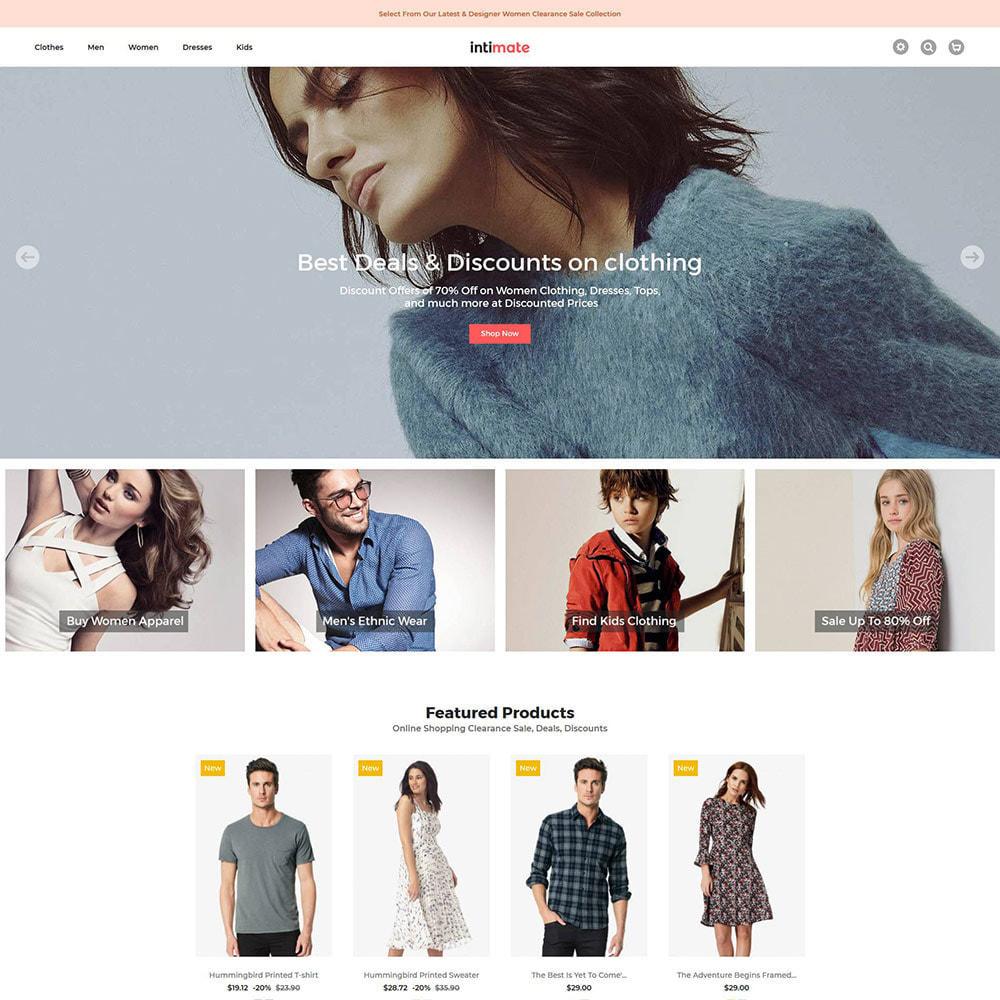 theme - Mode & Schoenen - Intieme stoffen tas - Fashion Accessories Store - 3
