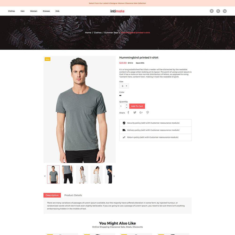 theme - Mode & Schoenen - Intieme stoffen tas - Fashion Accessories Store - 6