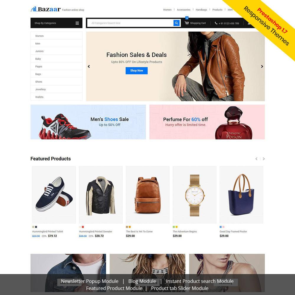 theme - Elektronika & High Tech - Bazaar - sklep z elektroniką mobilną - 2