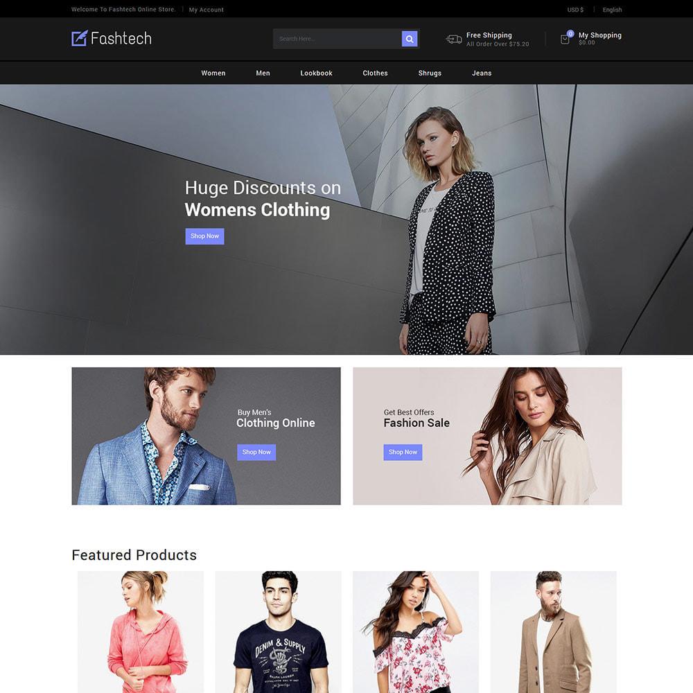 theme - Mode & Schoenen - Fashion Apparels - Dames Designer Store - 3
