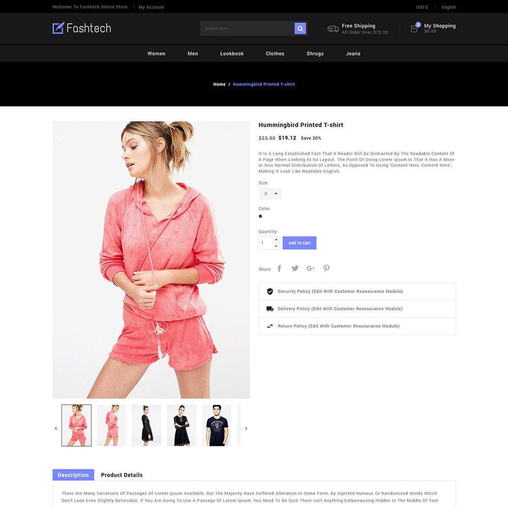 theme - Мода и обувь - Fashion Apparels - Магазин женской одежды - 6