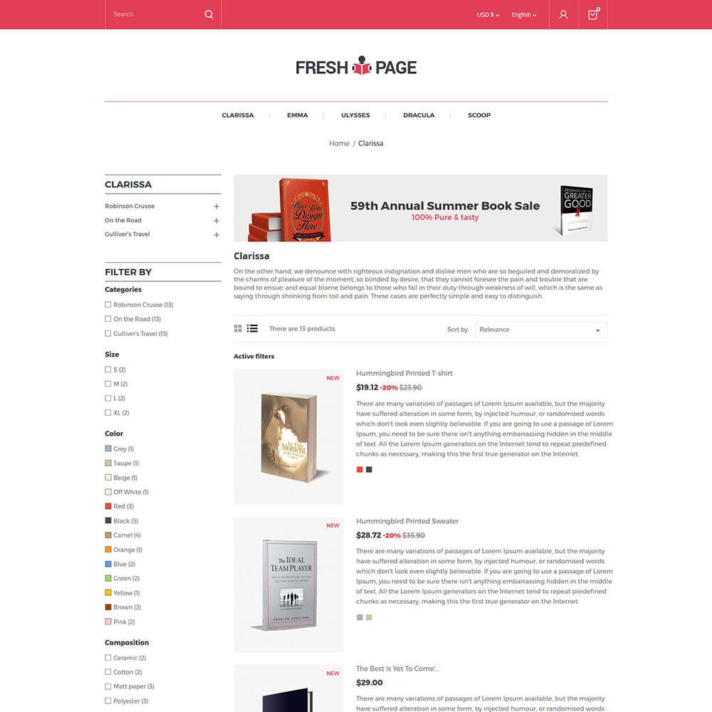 theme - Kunst & Kultur - Frisches Seitenbuch - Ebook Library Store - 7