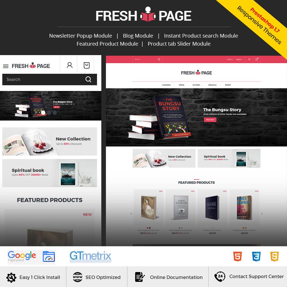 theme - Искусство и Культура - Fresh Page Book - Магазин электронных книг - 2