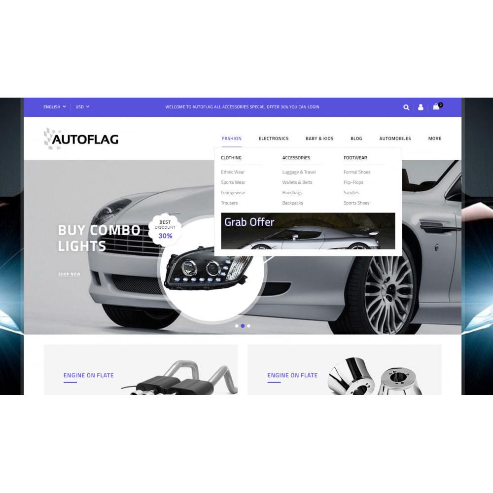 theme - Automotive & Cars - AutoFlag - AutoParts Store - 6