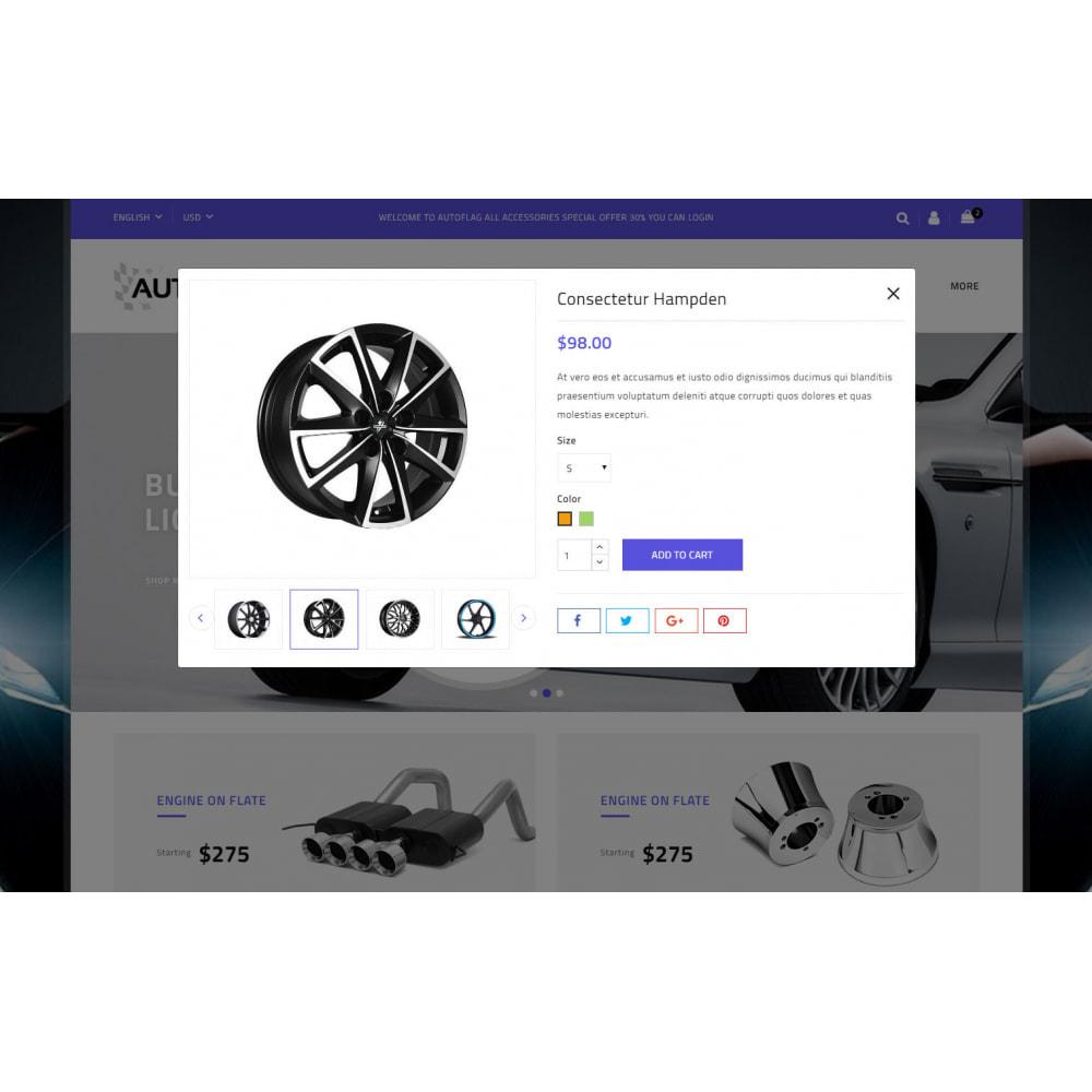 theme - Automotive & Cars - AutoFlag - AutoParts Store - 7